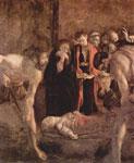 Погребение св. Лучии. (Меризи да Караваджо)