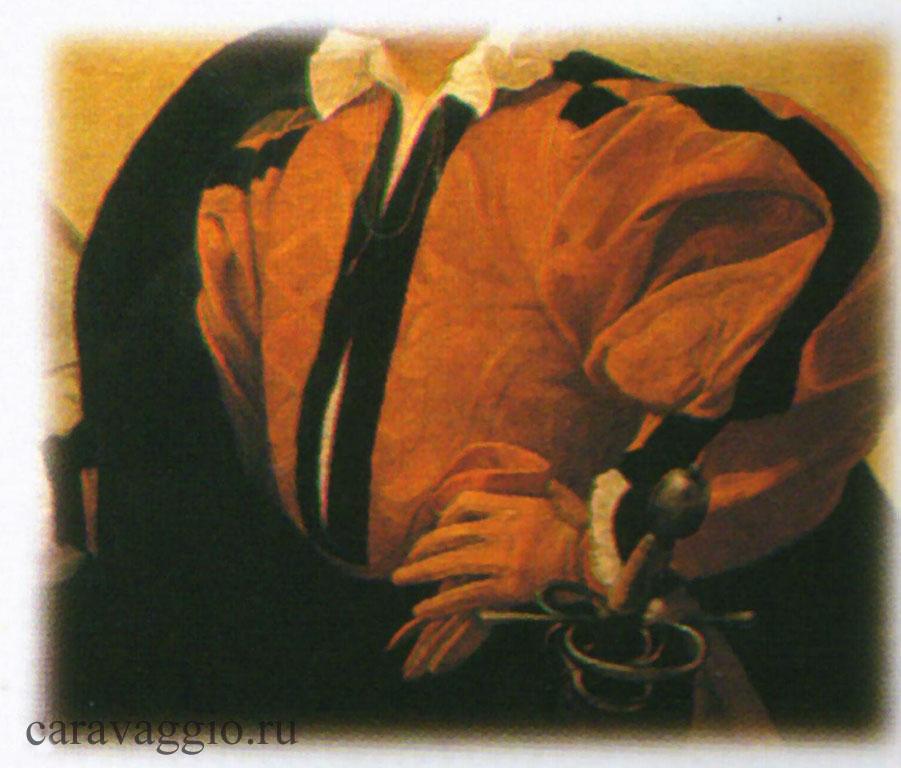 картины, творчество, Караваджо, живопись