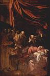 Смерть Марии. (Меризи да Караваджо)